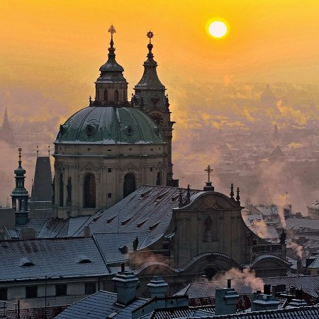 Prague Sunrise Photo Walking Tour