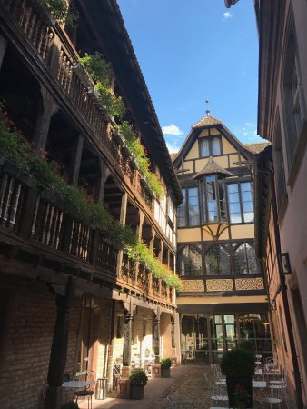 Hotel Cour du Corbeau Strasbourg - MGallery Collection Image