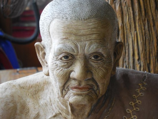 Lam Luk Ka, تايلاند: Monk