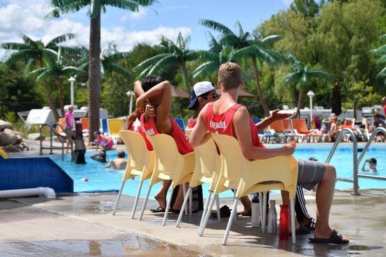 Foto de Hartt Island RV Resort & Waterpark