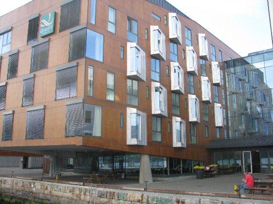 Quality Hotel Waterfront Alesund: Im Text meiner Beurteilung ist alles Wesentliche gesagt.