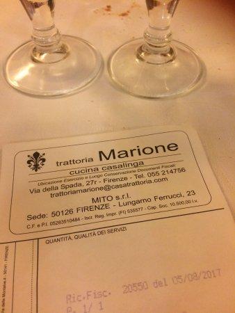 Trattoria Marione: IMG-20170808-WA0010_large.jpg
