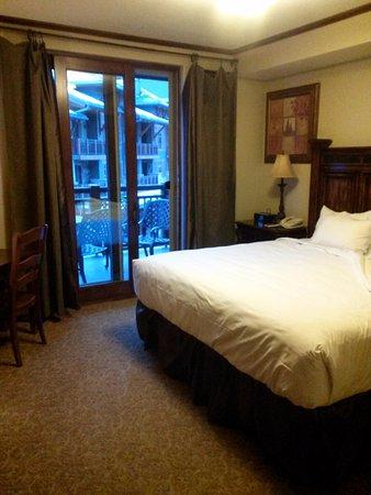 Hyatt Centric Park City: Bedroom