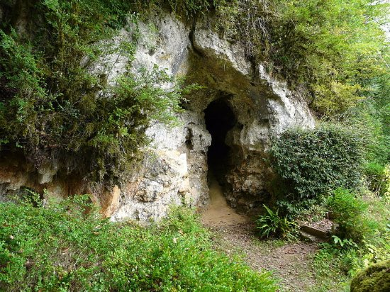 Tursac, Frankrijk: Entrée de la grotte