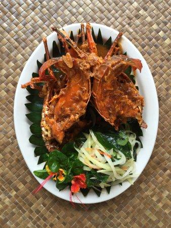 Colonia, Stati Federati di Micronesia: Local Lobster
