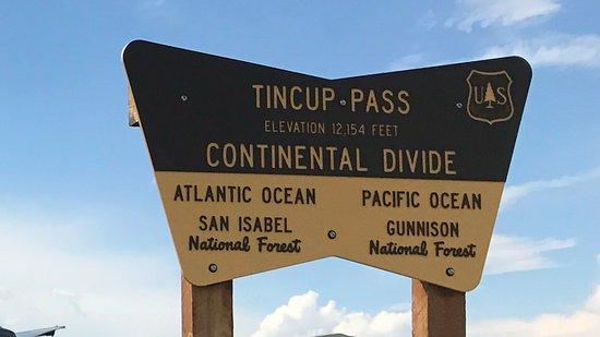 Nathrop, CO: 12,154 ft