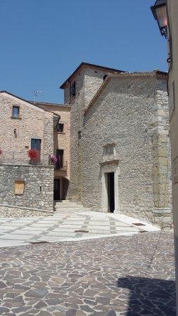 Borrello, Italie : vista esterna