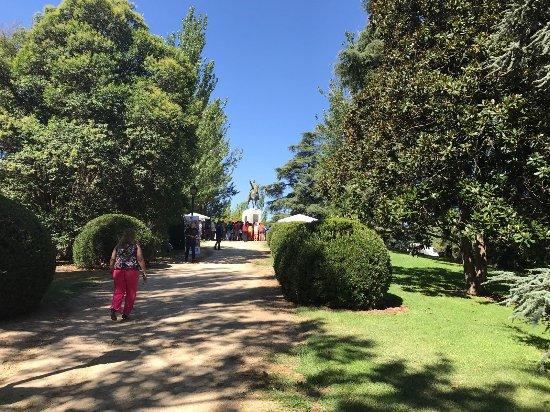 Parque del Oeste : Parque