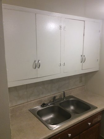 Oakdale, CA: Queen room with  kitchenette