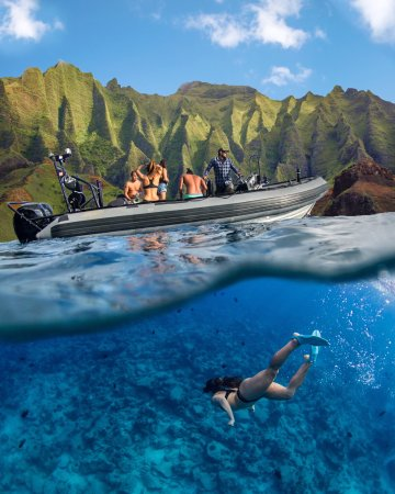 Blue Ocean Adventure Tours Kekaha All You Need To Know Before - 12 extreme ocean adventures