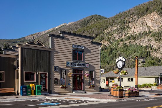 Frisco/Copper Visitor Information Center