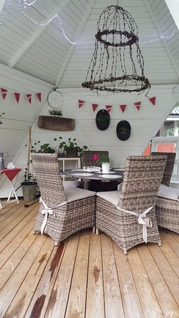 Filipstad, İsveç: Cool common room for relaxing