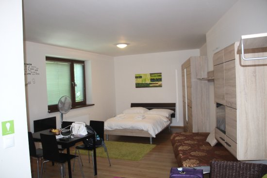 Ambiente Apartments Business Family Studio Flat Well Worth A Visit