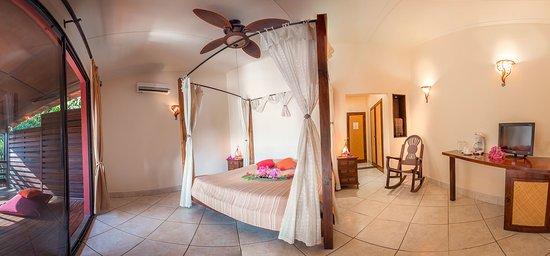 Hotel La Laguna del cocodrilo: Hab#12 suite junior