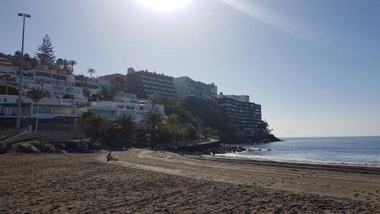 Corallium Beach By Lopesan Hotels: 20170804_095754_large.jpg