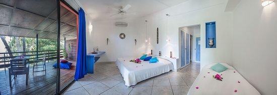 Hotel La Laguna del cocodrilo: Hab#11 suite junior