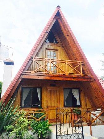Caba a alpina 6 a 8 personas picture of cabanas bernal bernal tripadvisor - Cabanas de madera los pinos ...