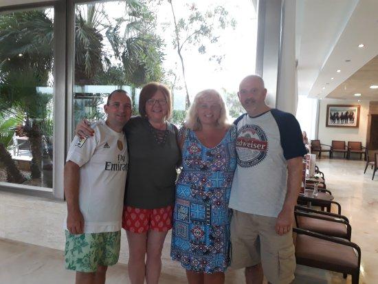 FERGUS Paraiso Beach Hotel: 20170801_080811_large.jpg