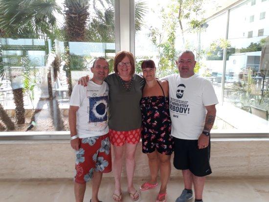 FERGUS Paraiso Beach Hotel: 20170802_091816_large.jpg