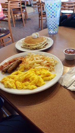 Nephi, UT: Grand Slam Breakfast