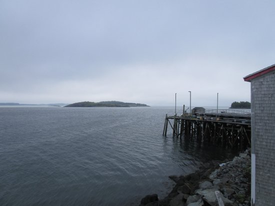 Lubec, Мэн: Foggy day but fun!