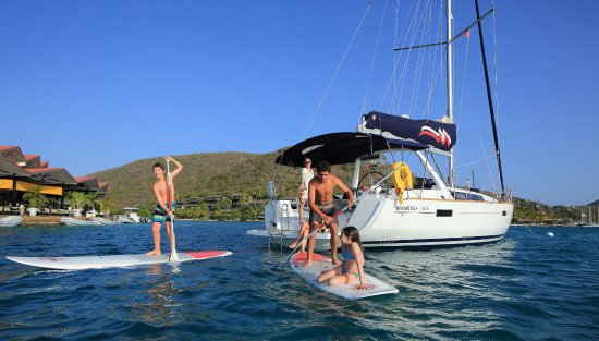 Road Town, Tortola: Offshore Sailing School grads receive lifetime benefits, like 15% off first charter w/ The Moori