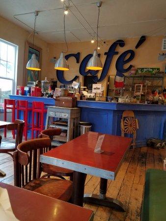 Tea Room Cafe Petaluma Ca