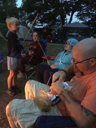 Bar Harbor Campground Photo