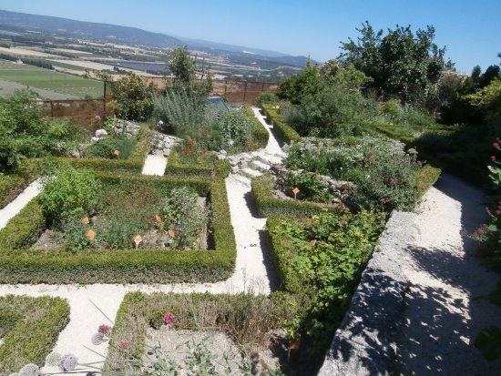 Bel angle pour la photo du belv d re jardin des herbes for Ca vient du jardin
