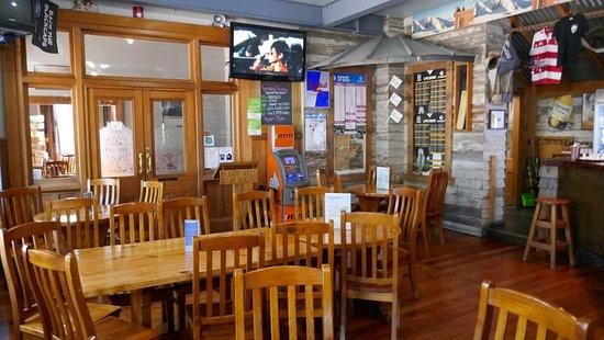 Methven, New Zealand: Restaurant
