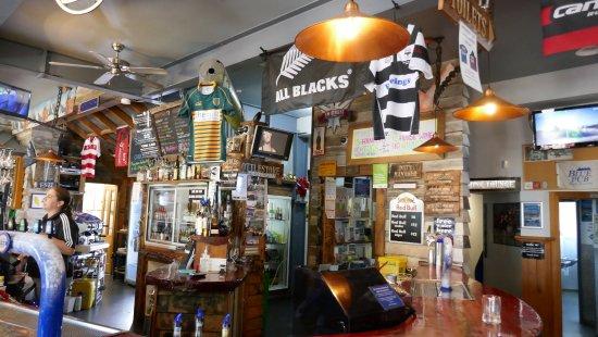 Methven, Nouvelle-Zélande : Restaurant