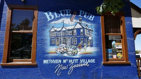 Methven, Nouvelle-Zélande : Nom