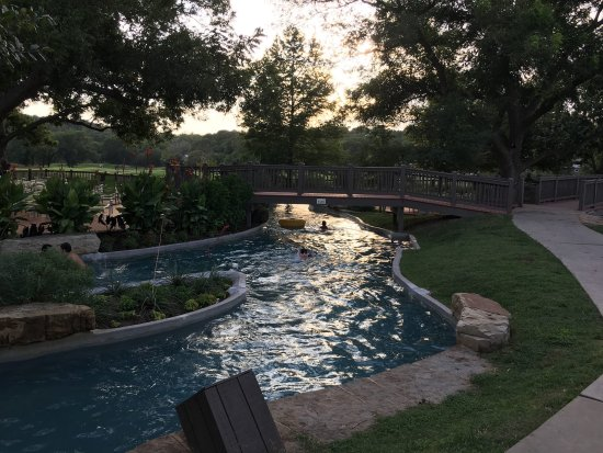 Cedar Creek, TX: Lazy River