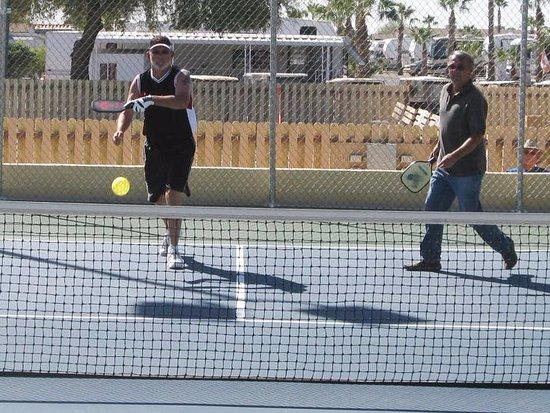 El Mirage, AZ: Pickleball Courts