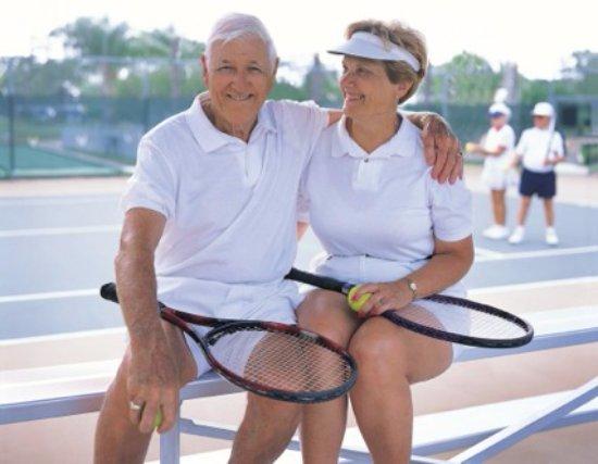 El Mirage, AZ: Tennis Courts