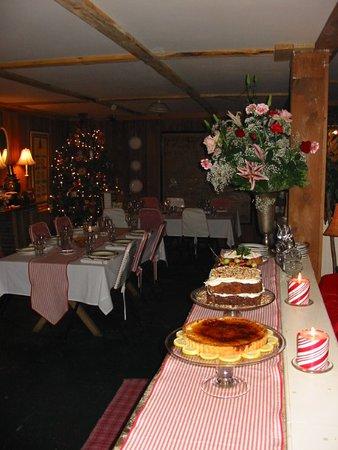 Bovina Center, NY: Desserts, Desserts & More Desserts