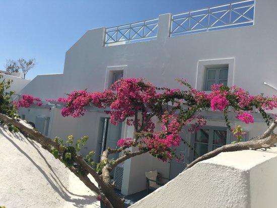 Santorini Kastelli Resort-bild