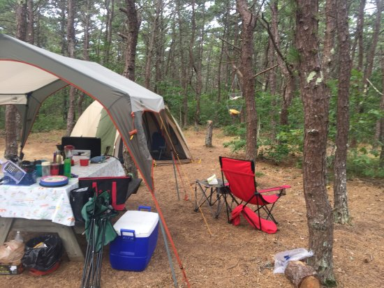 North Of Highland Camping Area照片