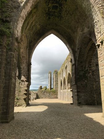 Campile, Irland: The Abbey