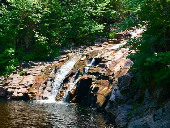 Chutes Mary Ann Falls Ingonish All You Need To Know