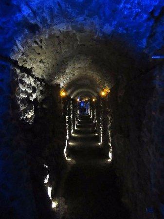 Tuneles de Puebla