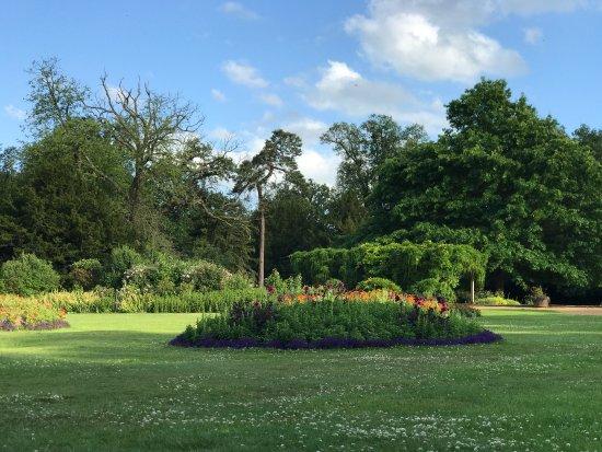 Chelmsford, UK: Hylands Park gardens