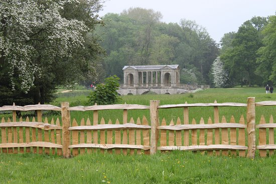Buckingham, UK: The Palladian Bridge