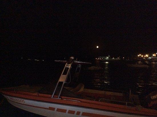 Melissos: Super views across the bay