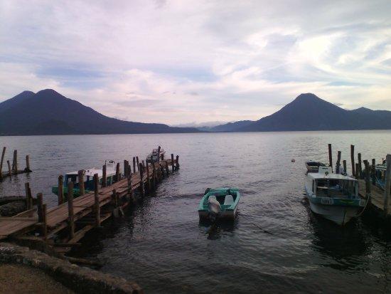 Zdjęcie Lake Atitlan