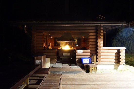 Finlandiya: tavistholmen キャンプ場