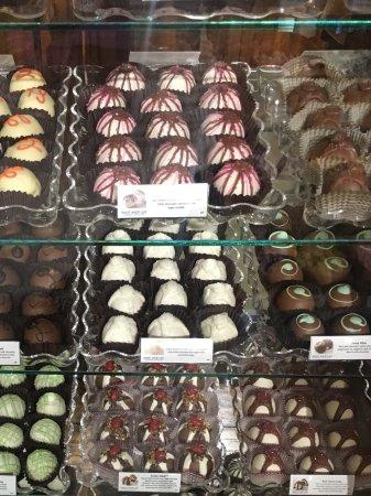 Casey, IL: More truffles