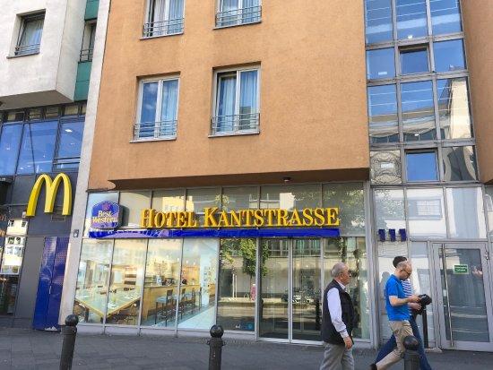Photo1 Jpg Picture Of Best Western Hotel Kantstrasse Berlin Tripadvisor