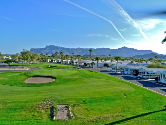 Gold Canyon, AZ : Golf Course