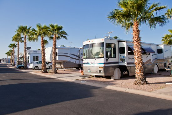 Gold Canyon, AZ : RV Sites